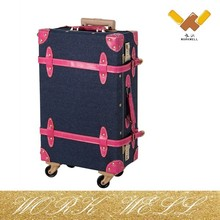 WorkWell new style hard trolley luggage suitcase Kw-L08