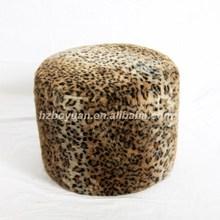 microfiber sofa ottoman,ottoman footstool,round sofa ottoman