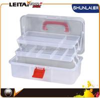 artist foldable plastic tool storage box for garden