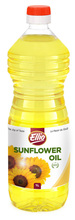 sunflower oil ELLIO refined sunflower oil