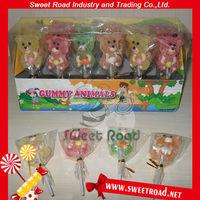Cartoon Bear Shaped Jelly Candy