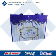 Lead Free Pictures Printing Non Woven Shopping Bag