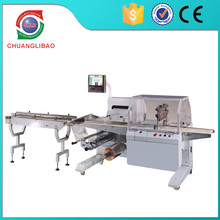 China Factory Fruit And Vegetable Flow Packing Machine