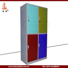 ikea furniture parcel two tiers changing room swimming pool locker 4 compartment locker for furniture manufacturer