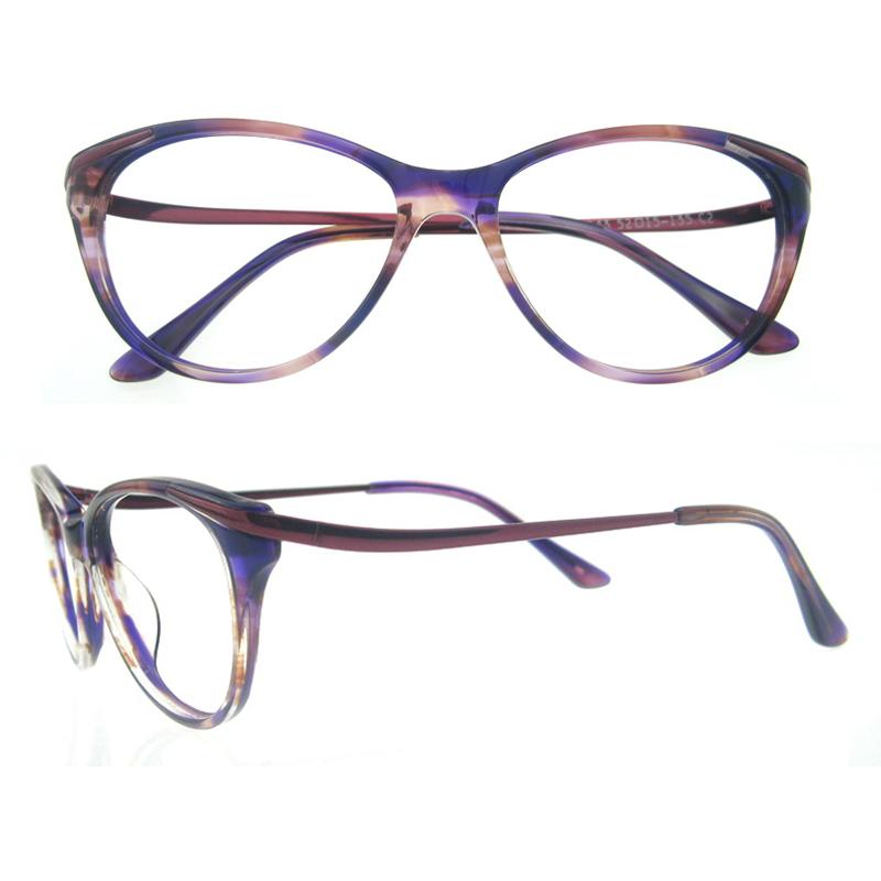 fashion style korean glass frame new model eyewear frame ...