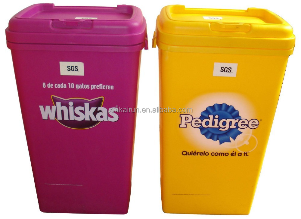 Container For Kg Dog Food