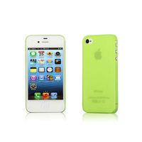 0.35mm ulta slim mobile phone flip case for iphone4/ 4s