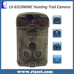 1080p Animal Observation Camera with Night Vision with Audio with 100 Degree Wide View Angle Ltl 6310WMC