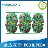 4 layer PCBA,DVD/DVB main board,PCB Assembly ,CopyPCB