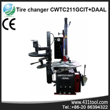 CWTC211GCIT+DAAL auto tire machine machine used tires changers with bead blast inflation system