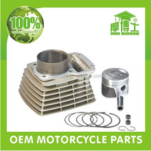 China OEM parts of cylinder for loncin 150cc dirt bike
