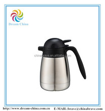 Chinese colorful thermos stainless steel kettle dallah coffee pot