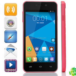 hot selling 4.5 inch dual quad core slim android 4.4 smart phone #10