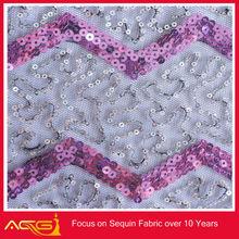 Wholesale Fabric textile fashion for decoration emi shielding fabrices silver
