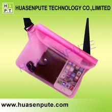 China Fashion Mobile Phone Diving Case Waterproof Bag/Waterproof Dry Case/PVC Fashion Waistband Waterproof Bags