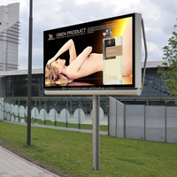 picture frames lighting led double sides advertising sign