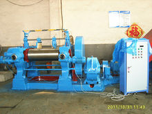 china supplier open two roll machinery/ rubber mixing mill machine manufactures