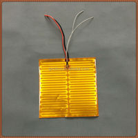 kapton tape for 3d printer, silicone polyimide heating film tape for 3d printer with 3M adhesive