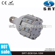 fluorescent lamp replacement cold light source solar garden led light stable property