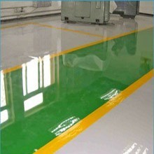 epoxy self-leveling Oil resistant anti-static industrial epoxy floor paint for the car parking