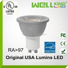 3 years warranty UL ES GU10 LED Spotlight RA>90 USA Lumins LED