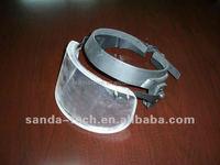 WS FZ Bulletproof helmet visor / Ballistic visor / Ballistic face shield
