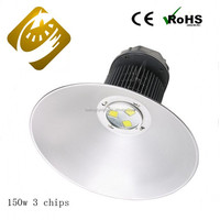 High brightness waterproof 150w LED industrial lights on sale for factory,bus station china supplier
