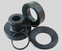 moulded pump rubber components