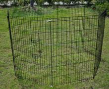 8 panels pet dog cat rabbit enclosure large