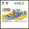 Guangzhou water slide manufacturer/children sliding board/kids fiberglass sliding board (QX-SJ04)