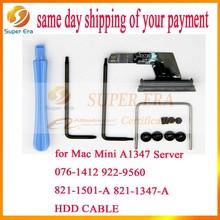 NEW original for Mac Mini A1347 Server Dual Hard Drive SSD Flex Cable + tool 922-9560 821-1347-A
