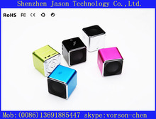 portable mini speaker with fm radio music angel jh-md07d for samsung galaxy s3