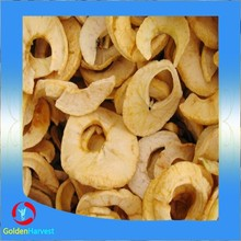 dried apple chips/ wholesale price white apple fruit