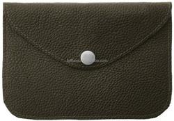 envelope sleeve laptop tablet leather case with sticker, leather laptop bag,leather laptop sleeve for tablet