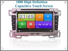 7 inch dvd gps player bluetooth ipod with touch screen monitor for Chevrolet Sail