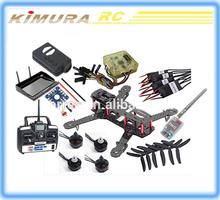 Carbon Fiber Mini 250 FPV Quadcopter Frame KIT RC DRONE FPV 5.8G TX RC732-DVR Full Kit Carbon Fiber FRAME KIT