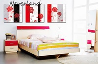 canvas picture wall clock,Abstract wall paintings, art picture hot girl sexy picture HH25