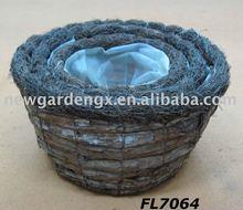 Garden Tree Skin Basket