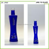 375ML and 100ML Red Wine Glass Bottle wholesale fancy bottles