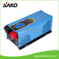 Best Pure Sine Wave Inverter 1-6KW DC to AC with AC charger pure copper transformer CE SONCAP