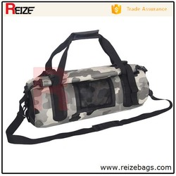 2016 New products custom funky resistant waterproof PVC duffel bag