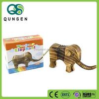 china wholesale souvenir wooden elephant