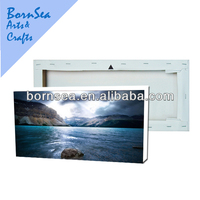 digital picture pinting natural scenery modern photograph art stretched canvas printing