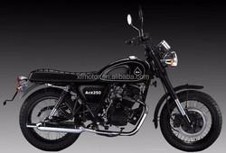 EEC 250cc retro motorbike