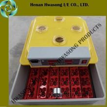 Automatic holding 48 eggs chicken incubator machine