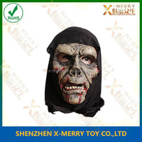 X-MERRY Black Witch Foam Latex Mask Cosplay Halloween Masks