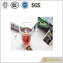small high quality drawstring cotton tea bags wholesale