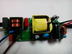 24V 500 mA constant voltage LED driver dimmable or non dimmable for choice
