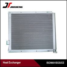 Customized made wholesale hydraulic oil cooler EX450-2 for excavator
