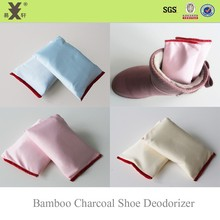 50g Natural Desiccant Scented Bamboo Charcoal Shoe Freshener
